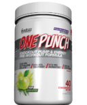 Fusion Bodybuilding One Punch Pre-Workout Formula Sour Green