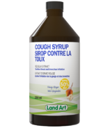 Land Art Cough Syrup