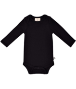 Kyte BABY Long Sleeve Bodysuit Midnight