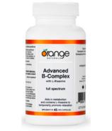 Complexe B avancé avec L-Théanine de Orange Naturals