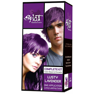 Splat Complete Color Kit in Lusty Lavender