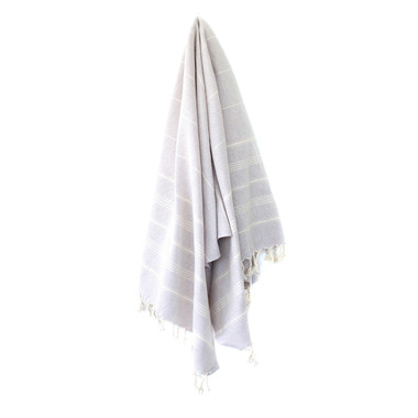 Stray & Wander Cove Turkish Towel Lilac