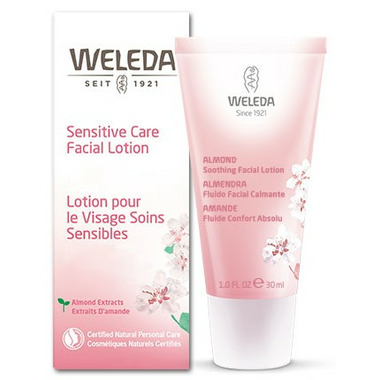Weleda Sensitive Care Facial Lotion