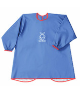 BabyBjorn Eat & Play Smock Blue