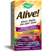 Nature's Way Alive! Once Daily Women Ultra