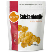 WOW Baking Snickerdoodle Cookies