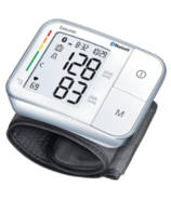 Beurer Connected Wrist Blood Pressure Monitor