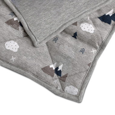 Lolli Living Quilted Comforter Peaks