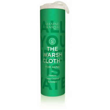 The Warsh Cloth for Acne