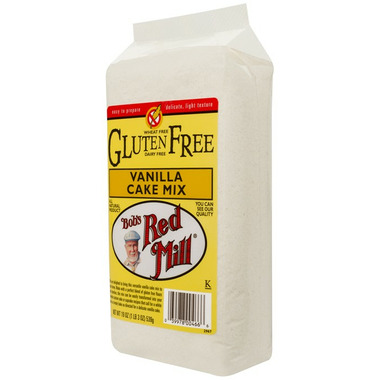 Bob\'s Red Mill Gluten Free Vanilla Cake Mix