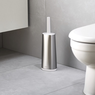 Joseph Joseph Flex Steel Toilet Brush Stainless Steel