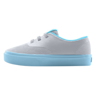 People Footwear Stanley Child Skyline Grey & Bambora Blue