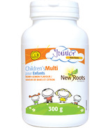 New Roots Herbal Children's Multi Berry-Lemon