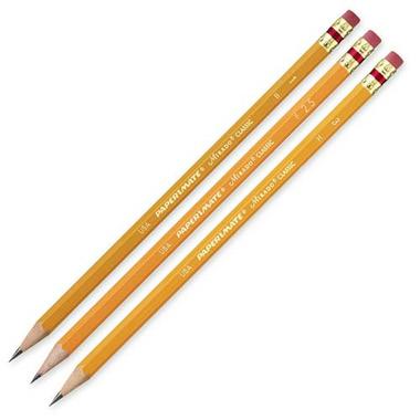 Paper Mate Mirado Classic Pencil with Eraser