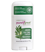 Purelygreat Tea Tree Stick Deodoant