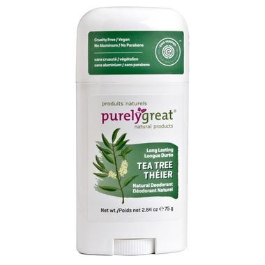 Purelygreat Tea Tree Stick Deodoant