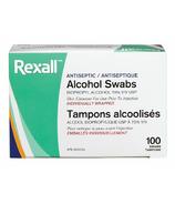 Tampons alcoolisés Rexall