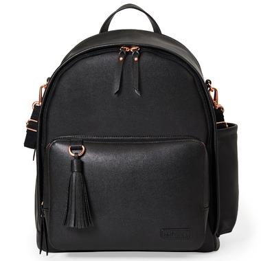 Skip Hop Greenwich Simply Chic Diaper Backpack Black