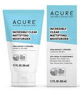 Acure Incredibly Clear Mattifying Moisturizer
