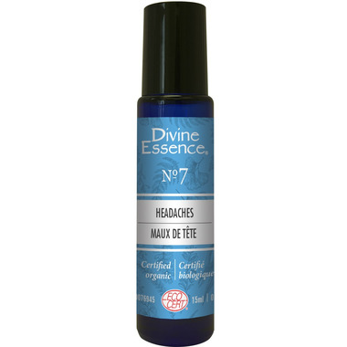 Divine Essence Headhaches Roll-on No.7