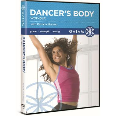 Gaiam: Dancer\'s Body Workout with Patricia Moreno & Danser Pour
