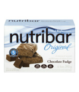 Nutribar Original Chocolate Fudge Bars