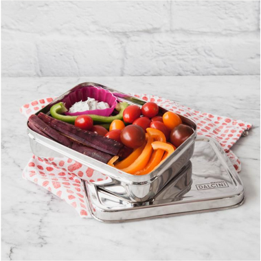 DALCINI Stainless Steel Bistro Box Lunchbox