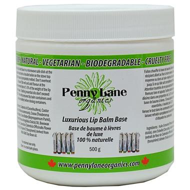 Penny Lane Organics Luxurious Lip Balm Base