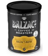 Balzac's Coffee Roasters Ground Coffee Balzac's Blend