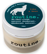 Routine De-Odor-Cream Natural Deodorant in Like a Boss Scent