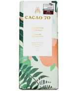 Cacao 70 Guatemala Asochivite Dark Chocolate