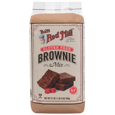 Bob\'s Red Mill Gluten Free Brownie Mix
