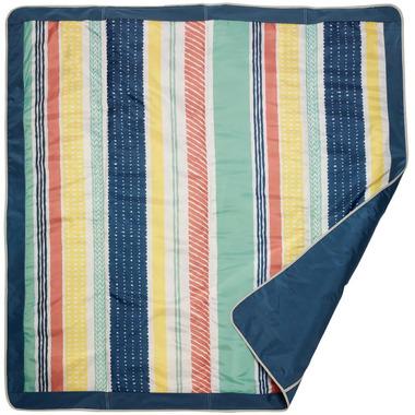 JJ Cole Outdoor Blanket Peruvian Stripe