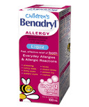 Benadryl Allergy Children's Liquid