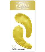 masque BAR Hydro Gel Gold Eye Patches