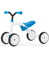 Chillafish Quadie Toddler Ride On Blue