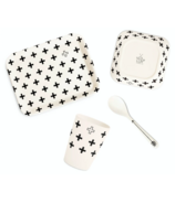 YoungLUX Bamboo Fiber Kids Tableware Gift Set