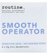 Routine Smooth Operator Minis Kit