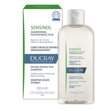 Ducray Sensinol Physio-Protective Shampoo