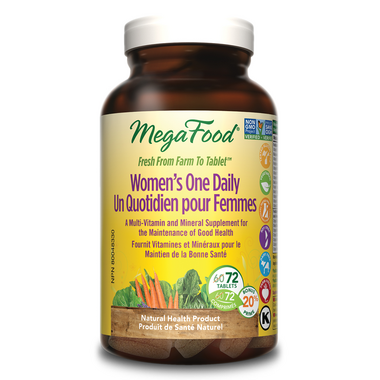 MegaFood Women\'s One Daily Multi-Vitamin