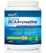 Genuine Health Fermented BCAA+ Creatine