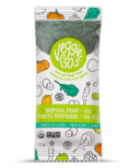Veggie Go's Chewy Fruit and Veggie Strip Tropical Fruit and Kale