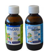 Homeocan Broncamil Syrup Day + Night Bundle
