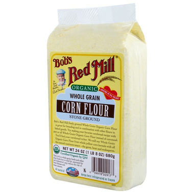 Bob\'s Red Mill Organic Corn Flour