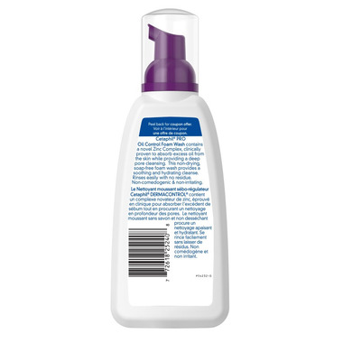 Cetaphil PRO DERMACONTROL Oil Control Foam Wash