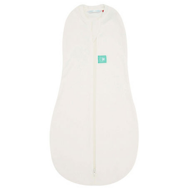 ergoPouch ErgoCocoon Organic 0.2 Tog 2-in-1 Swaddle & Sleep Bag