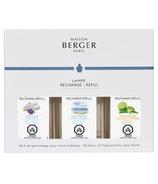 Maison Berger Lamp Refill Trio Pack Fresh