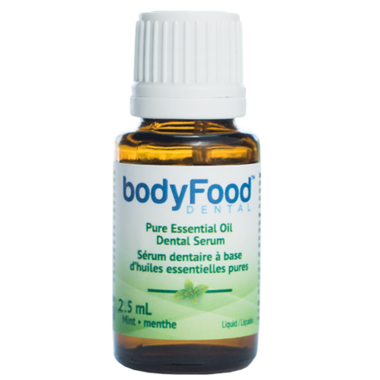 BodyFood Dental Essential Oil Dental Serum Mint