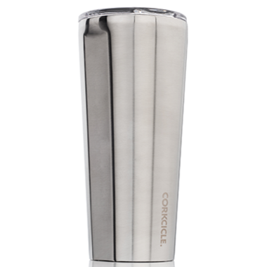 Corkcicle Tumbler Brushed Steel