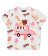 BIRDZ Children & Co. Ice Cream Snack Tee